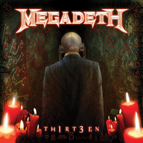 Th1rt3en 2016 Megadeth