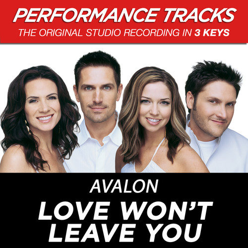 Love Won't Leave You 2013 Avalon