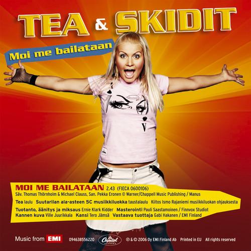 Moi Me Bailataan 2007 Tea & Skidit