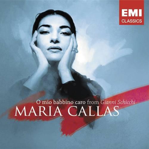 Puccini: O Mio Babbino Caro (Gianni Schicchi) 2007 Maria Callas
