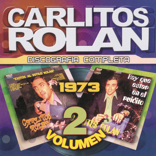 Discografía Completa - Vol.2 2007 Carlitos Rolan