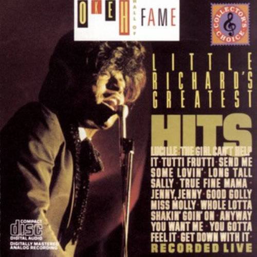 Little Richard's Greatest Hits (Recorded Live) 1987 Little Richard