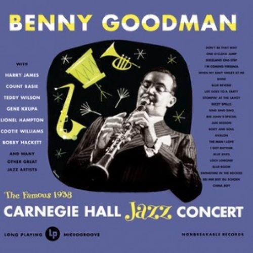 Live At Carnegie Hall-1938 Complete 1993 Benny Goodman