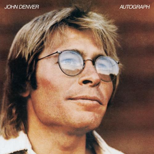 Autograph 2001 John Denver