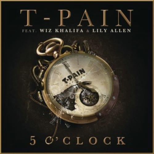 5 O'Clock 2011 T-Pain