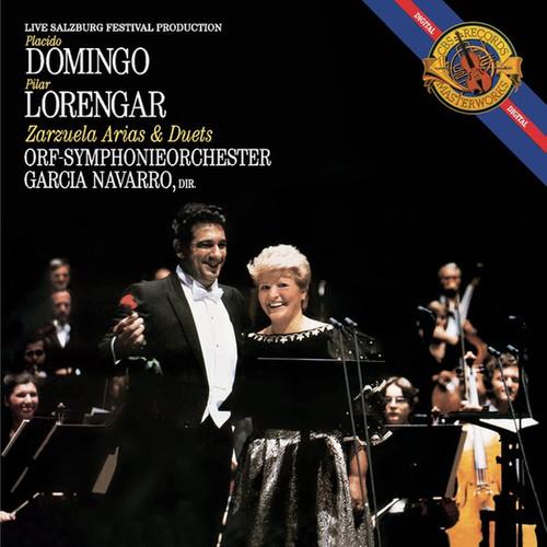Plácido Domingo: Zarzuela Arias & Duets 2012 Plácido Domingo