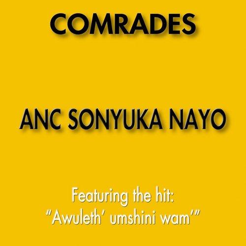Awuleth' Umshini Wam' 2013 ANC Comrades