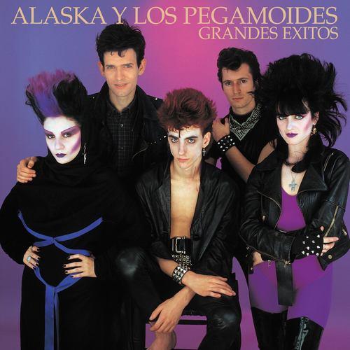 Grandes Éxitos- Remasters 2006 Alaska Y Los Pegamoides